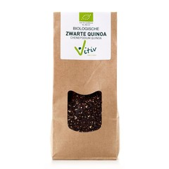 Vitiv Quinoa zwart (400 gram)