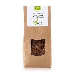 Vitiv Lijnzaad heel (500 gram)