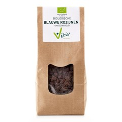 Vitiv Blauwe rozijnen klein (250 gram)