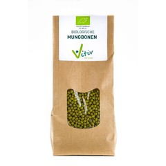 Vitiv Mungbonen (500 gram)