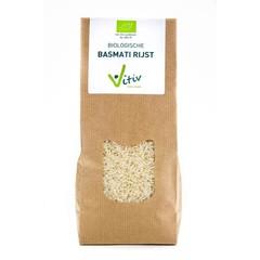 Vitiv Basmati rijst (500 gram)