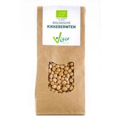 Vitiv Kikkererwten (500 gram)