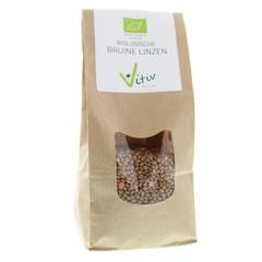 Vitiv Bruine linzen (500 gram)