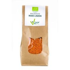 Vitiv Rode linzen (500 gram)