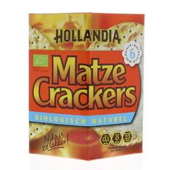 Hollandia Matze cracker naturel (100 gram)