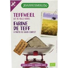 Joannusmolen Teffmeel eerste keuze (300 gram)