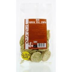 Terrasana Groene erwtenchips (45 gram)