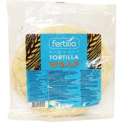 Fertilia Tortilla wraps (4 stuks)