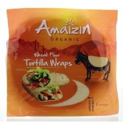 Amaizin Tortilla wraps (6 stuks)