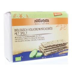 Naturata Knackebrod spelt (250 gram)