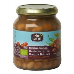 Ekoland Bruine bonen (360 gram)