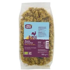 Ekoland Crunchy basis (600 gram)