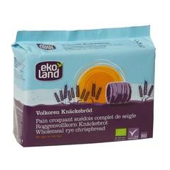 Ekoland Knackebrod volkoren (250 gram)