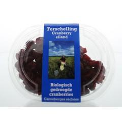 Terschellinger Cranberry gedroogd (100 gram)