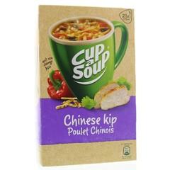 Cup A Soup Chinese kippensoep (21 zakjes)