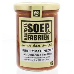 Kleinstesoepfabr Pure tomatensoep (400 gram)