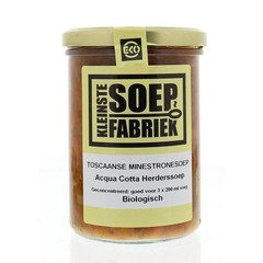 Kleinstesoepfabr Acqua cotta Toscaanse herdersoep (400 ml)