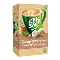 Cup A Soup Champignon soep (21 zakjes)