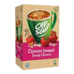 Cup A Soup Chinese tomatensoep (21 zakjes)