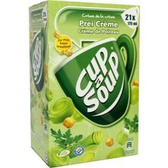 Cup A Soup Prei creme soep (21 zakjes)