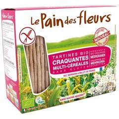 Pain Des Fleurs Meergranen crackers (150 gram)