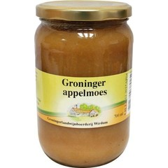 Groninger Appelmoes in pot (720 ml)