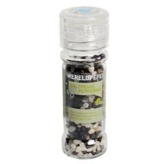 Esspo Wereldpeper molen saltpearl peppermix (50 gram)