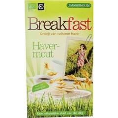Joannusmolen Breakfast havermout ontbijt (300 gram)