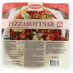 Semper Pizzabodems (2 stuks)