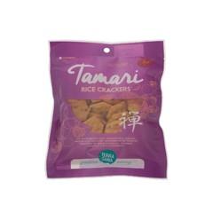 Terrasana Japanse bruine rijscrackers eko (60 gram)