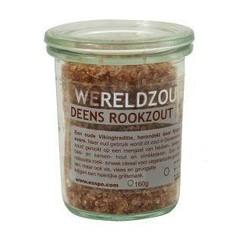 Esspo Wereldzout Deens Rookzout glas (160 gram)