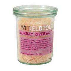 Esspo Wereldzout Murray River Salt glas (60 gram)