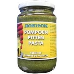 Horizon Pompoenpittenpasta bio (350 gram)