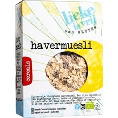 Lieke Is Vrij Haver muesli (450 gram)