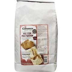 Consenza Meel voor luxe meergranenbrood (5 kilogram)
