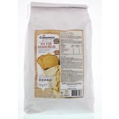 Consenza Meel voor bruinbrood (5 kilogram)