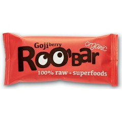 Roo Bar Goji 100% raw (50 gram)