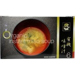 Terrasana Instant miso soep (60 gram)