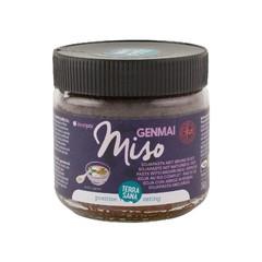Terrasana Genmai miso ongepasteuriseerd glas (350 gram)