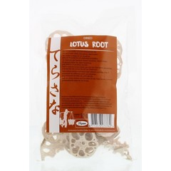 Muso Lotusschijfjes gedroogd (50 gram)