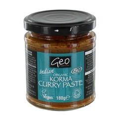 Geo Organics Curry paste korma (180 gram)