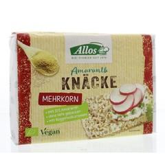 Allos Knackebrod amarant meergranen (250 gram)
