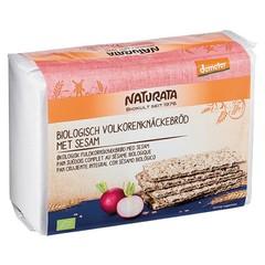 Naturata Knackebrod sesam (250 gram)
