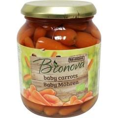 Bionova Baby worteltjes (340 gram)