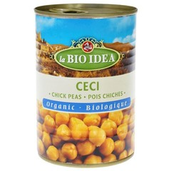 Bioidea Kikkererwten (400 gram)