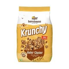 Barnhouse Krunchy haver cluster (600 gram)