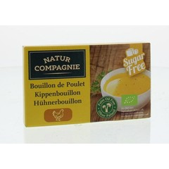 Natur Compagnie Kippenbouillon 8 blokjes (88 gram)