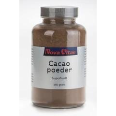Nova Vitae Cacao poeder (150 gram)