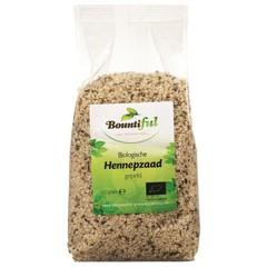 Bountiful Hennepzaad bio (500 gram)