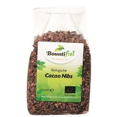Bountiful Cacao nibs bio (250 gram)